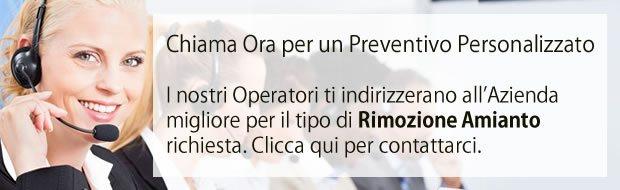 Preventivi Rimozione Amianto Napoli - Chiama Ora o compila il form per ricevere un preventivo personalizzato per la Rimozione dell'Amianto Napoli. I nostri Operatori ti indirizzeranno all'azienda migliore per il tipo di rimozione di cui necessiti.